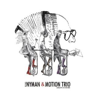 "Motion Trio - ""Michael Nyman & Motion Trio"" CD"