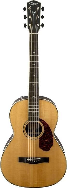 Fender PM-2 Parlour Deluxe gitara elektroakustyczna