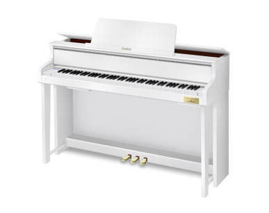 Pianino hybrydowe Casio GP-300 WE