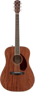 Fender PM-1 Standard Dreadnought All-Mahogany + case