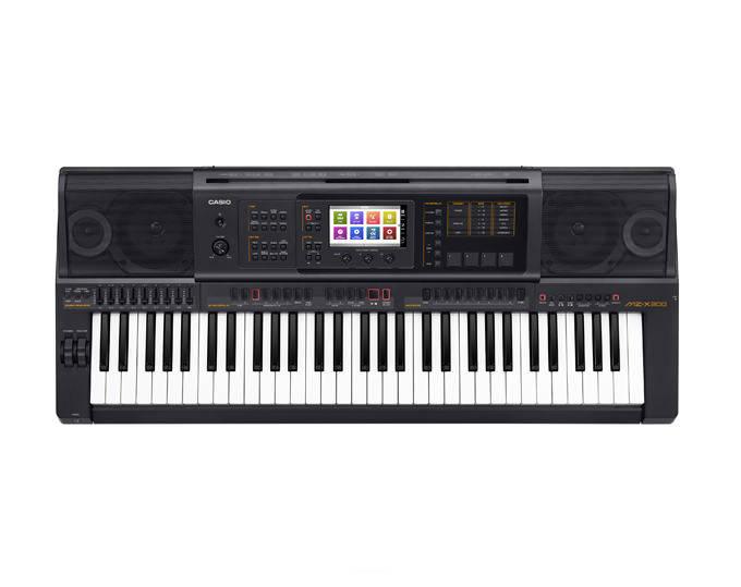CASIO MZ-X300 keyboard arranger
