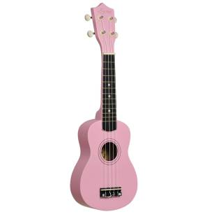 Ukulele Ever Play UK21 - Pink