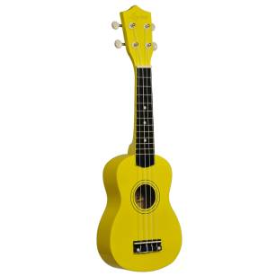 Ukulele Ever Play UK21 - Yellow