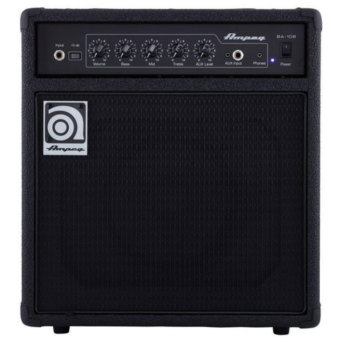 Wzmacniacz do gitary basowej Ampeg BA 108 V.2