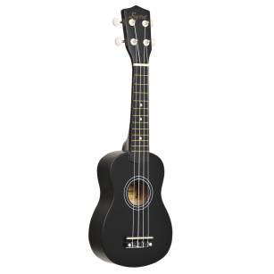 Ukulele Ever Play UK21 - Black