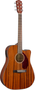 Fender CD-140SCE All Mahogany WC