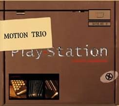 "Motion Trio - ""Play Station"" CD"