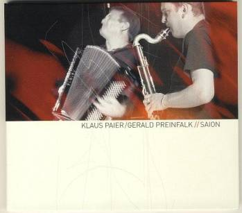 """Saion"" Klaus Paier CD [2006]"