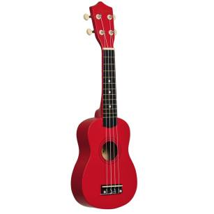 Ukulele Ever Play UK21 - Red