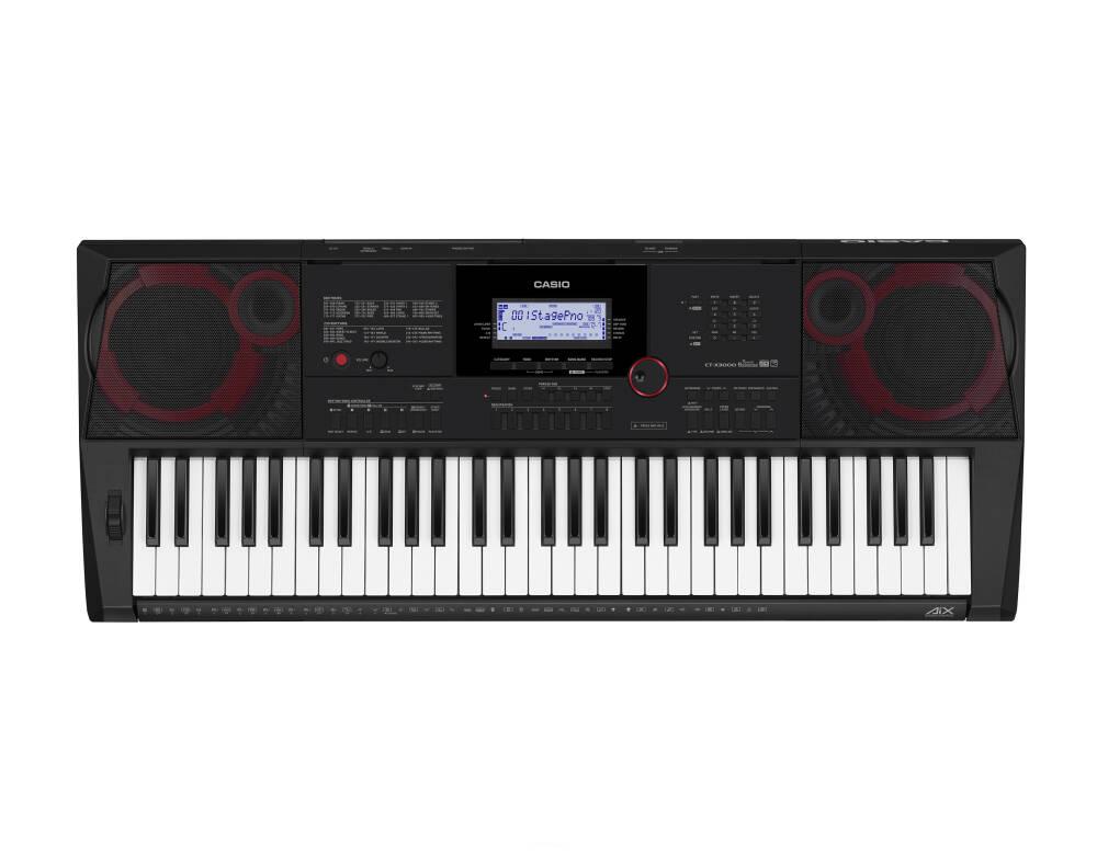 Keyboard Casio CT-X3000
