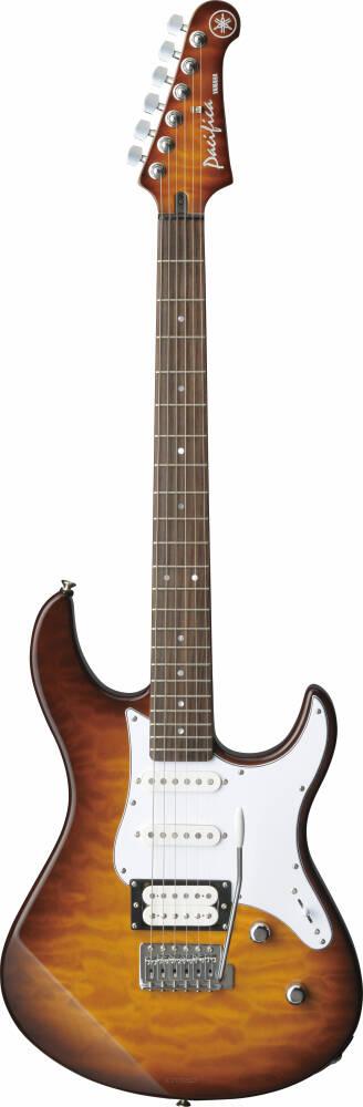 Yamaha Pacifica 212 VQM TBS tabacco sunburst- gitara elektryczna