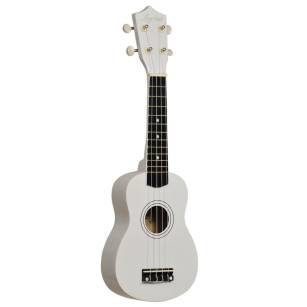 Ukulele Ever Play UK21 - White