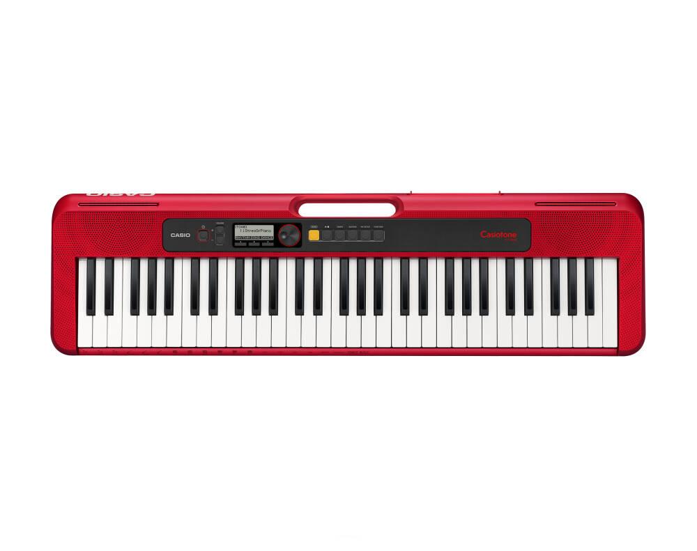 Keyboard CASIO Casiotone CT-S200 RD (czerwony)