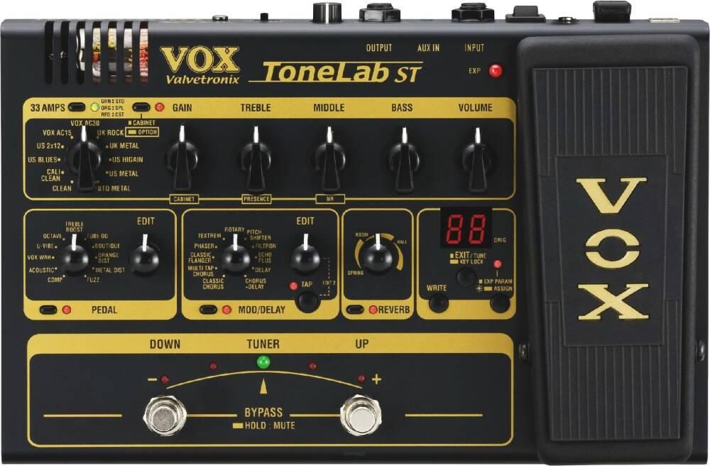 VOX ToneLab ST - multiefekt gitarowy